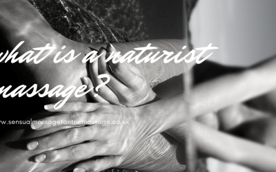What is a naturist massage?