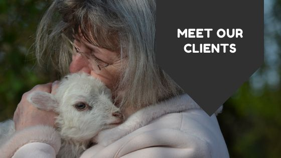 Meet our clients — Alice
